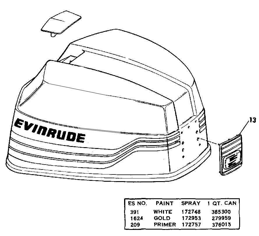 76 Evinrude 85 Hp Wiring Diagram